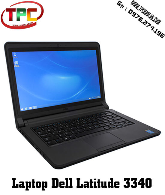 Laptop Dell Latitude 3340 Core i5 4200U Ram 4gb HDD 320gb  | Laptop Dell Đak Lak