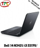 Laptop Dell Inspiron 14-N3421/i3-3217U/ Ram 4GB / HDD 320GB    Laptop Buôn Ma Thuột