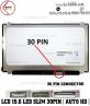 MÀN HÌNH LAPTOP 15.6 INCH LED SLIM 30 PIN |LCD 15.6 LED SLIM 30 CHÂN | MÀN HÌNH LAPTOP DAKLAK