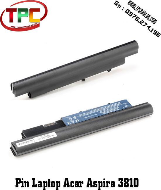 PIN LAPTOP ACER ASPIRE 3810 - 4810 - 5810-OEM | Linh kiện laptop acer đak lak