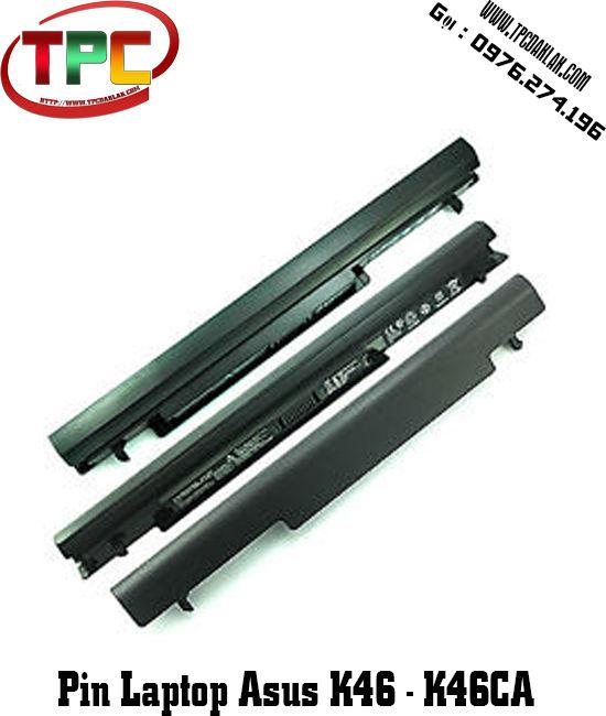 Pin Laptop Asus K46, K46CA, K46CB, K46CM -  K56 Series | Linh Kiện Laptop Đak Lak