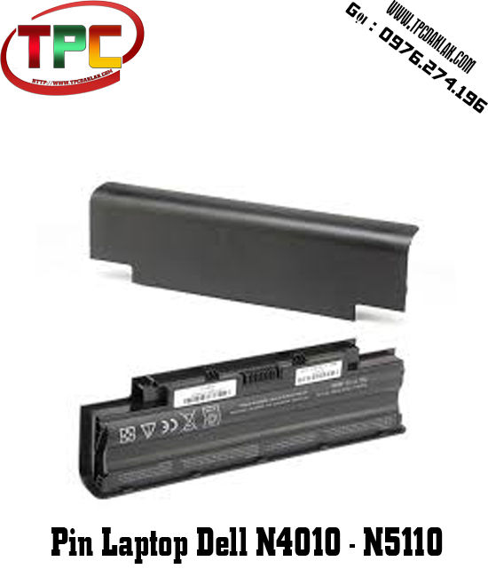 Pin laptop Dell Inspiron 13R (N3010, N3110) - 14R (N4010, N4110) - 15R (N5010, N5110) - 17R (N7010, N7110)