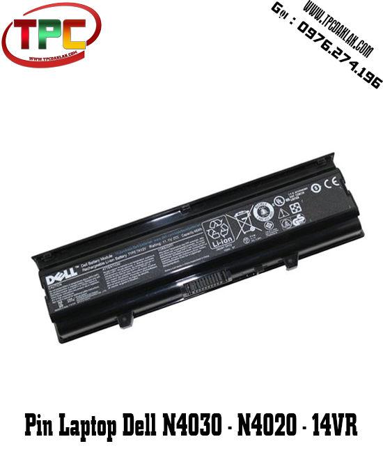Pin Laptop Dell  Inspiron  N4030 - N4020 - 14RV | Linh kiện laptop Đak Lak